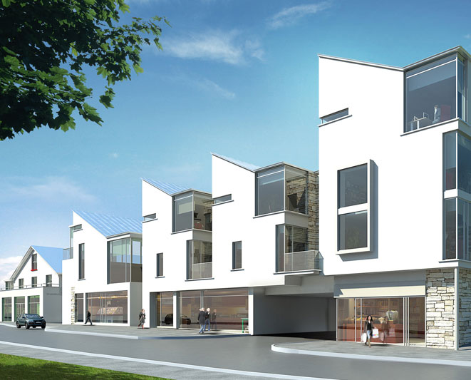 Residential & Retail Development, Navan